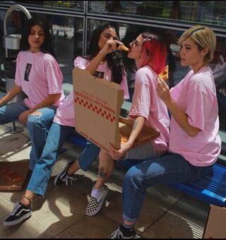 Girls Power 🔥 @americancookiesapparel #ghettoblastergr 💥