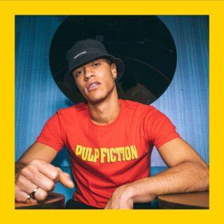 Pulp Fiction X @dedicatedbrand 💥 #ghettoblastergr #pulpfiction 🔥