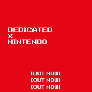 Nintendo X Dedicated 💥 #limitededition #ghettoblastergr #outnow 🔥