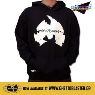 The dopest Wu Tang Hoodies are now available in our website 💥 #wutangclan #ghettoblastergr 🔥