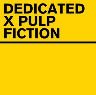 @dedicatedbrand X #pulpfiction 💥 #comingsoon #ghettoblastergr